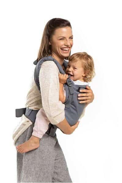 Boba X Bebek Taşıyıcı - Gri