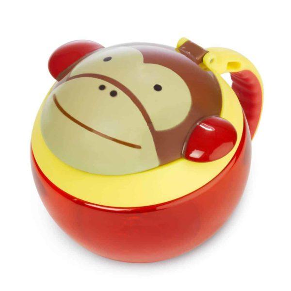 Skip Hop Çerez Kabı(Maymun)