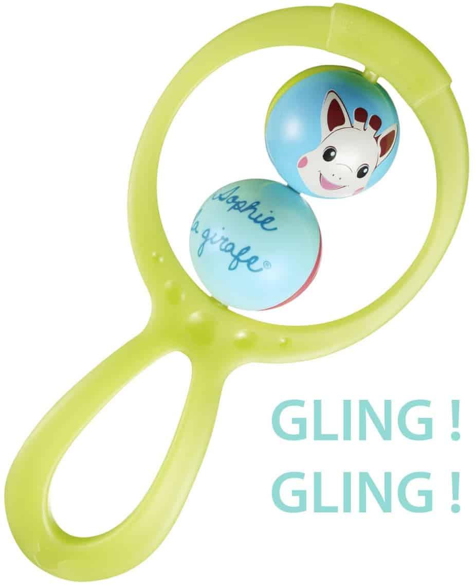 Sophie la Girafe Swing Çıngırak