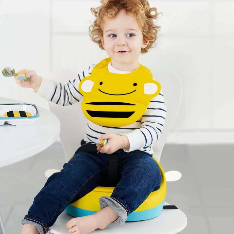 Skip Hop Sandalye Yükseltici(Arı)