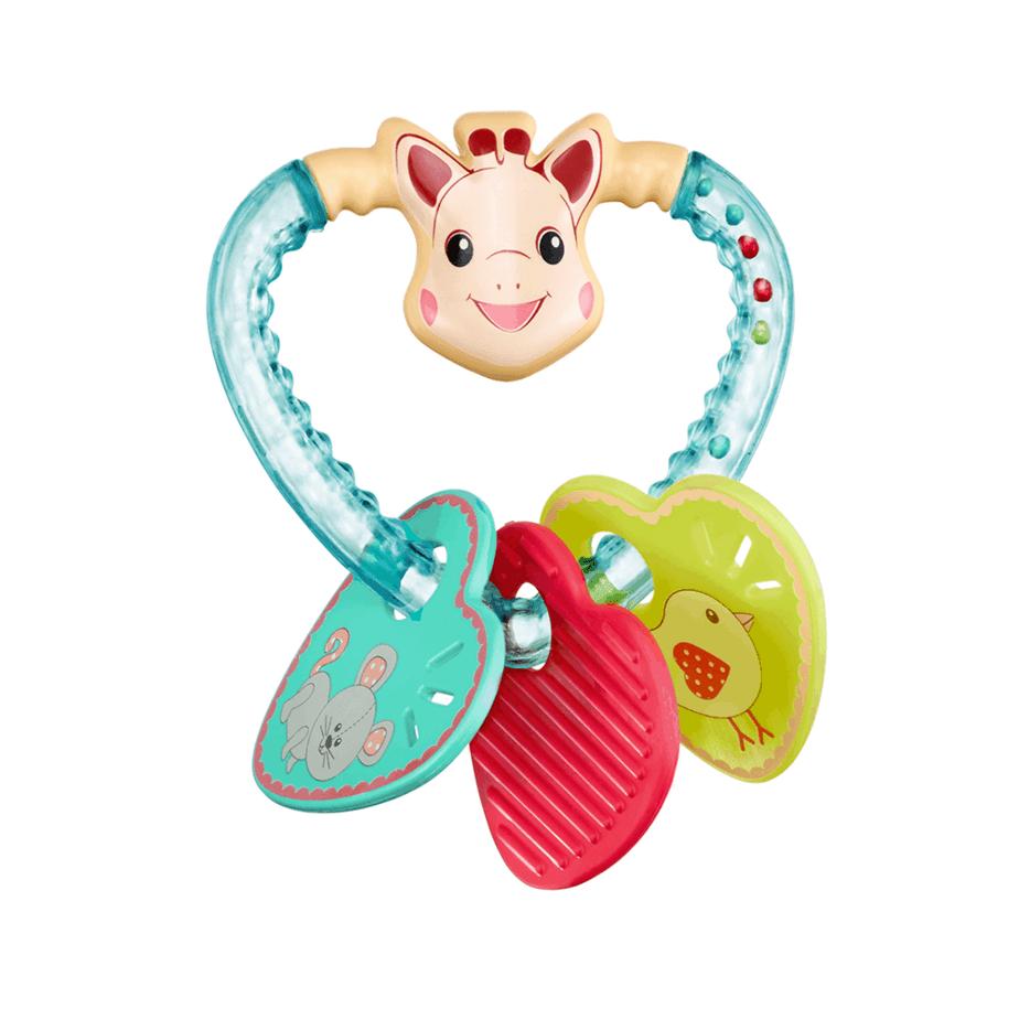 Sophie the Giraffe Kalp Çıngırak & Diş Kaşıyıcı
