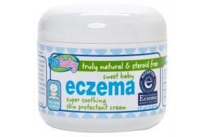 Trukid Trubaby Sweet -Bebekler için Tamamen Doğal Egzama ve Hassas Cilt Bakım Kremi 118 ml