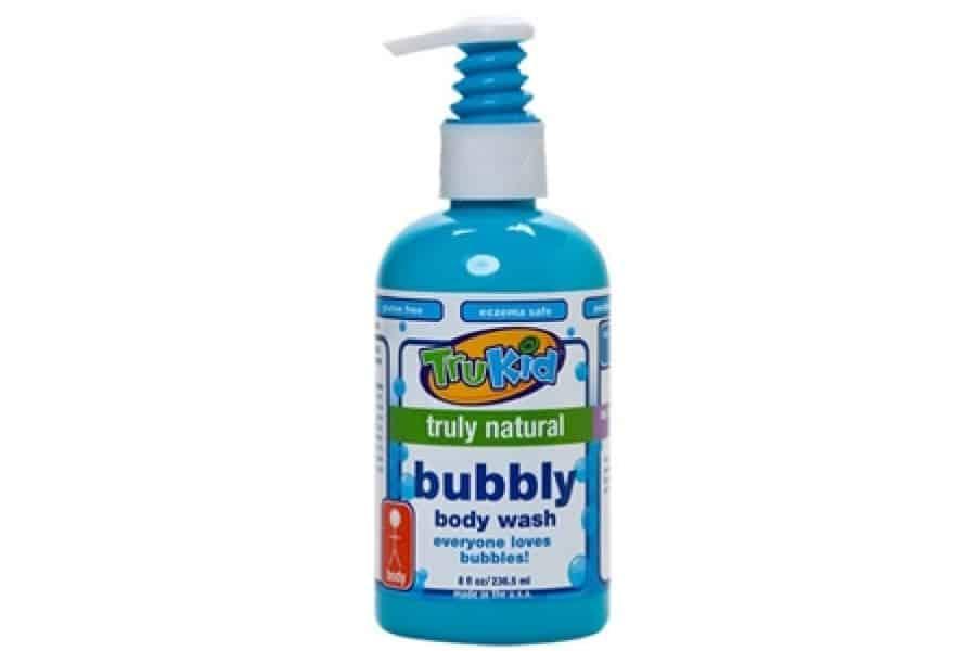 Trukid Bubbly Body Wash Organik Vücut Şampuanı-Duş Jeli