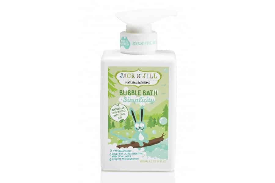 Jack N'Jill Doğal Banyo Köpüğü simplicity 300 ml  Yeni Doğan için