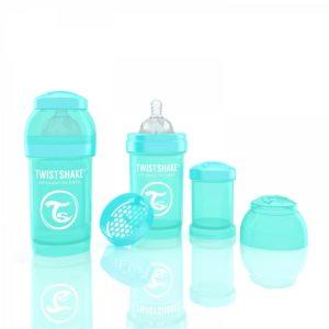 Twistshake Biberon Turkuaz180 ml