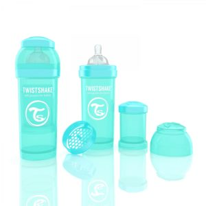 Twistshake Biberon Turkuaz 260 ml