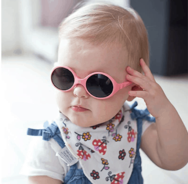 Kietla Diabola Çocuk Gözlüğü (0 - 18 Ay) Pink
