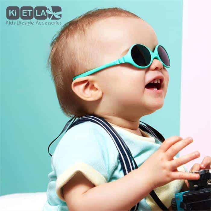 Kietla Diabola Çocuk Gözlüğü (0 - 18 Ay) Menthol Blue