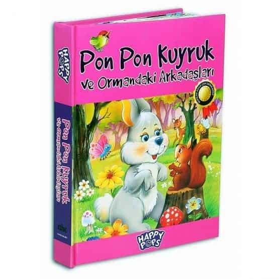 Pon Pon Kuyruk ve Ormandaki Arkadaşları
