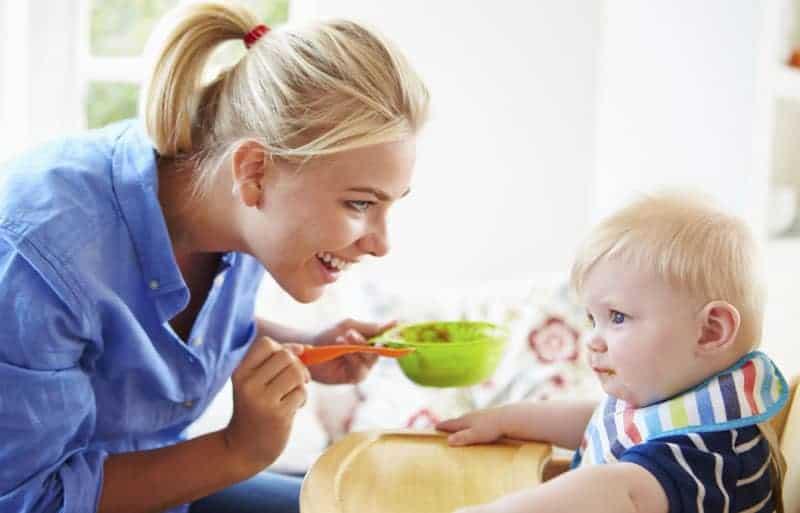 6 aylık bebek beslenme tablosu