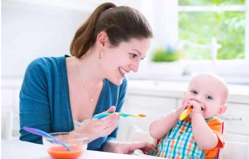 7 Aylık Bebek Beslenmesi Nasıl Olmalıdır
