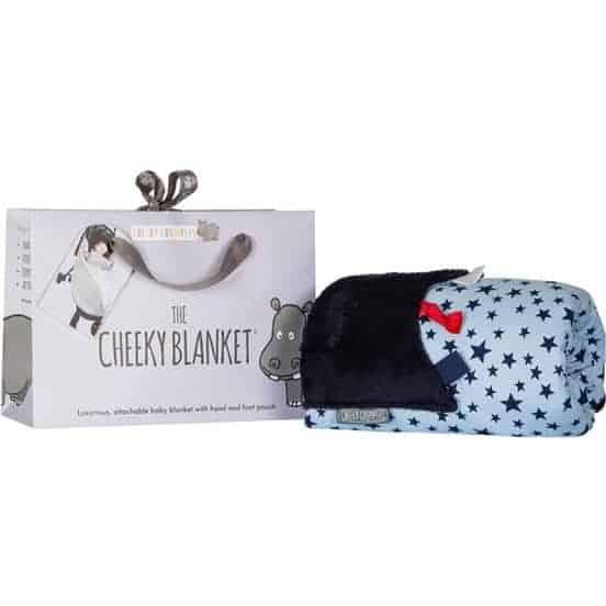 Cheeky Chompers Puset ve Bebek Battaniyesi (Twinkle Twinkle)