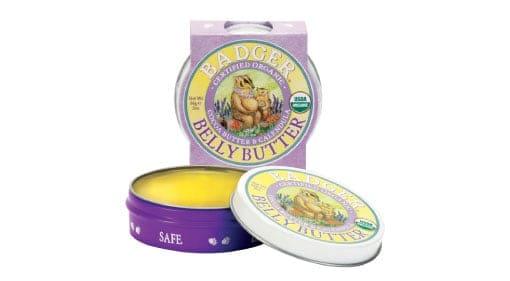Badger Belly Butter / Karın Çevresi Nemlendirici Krem