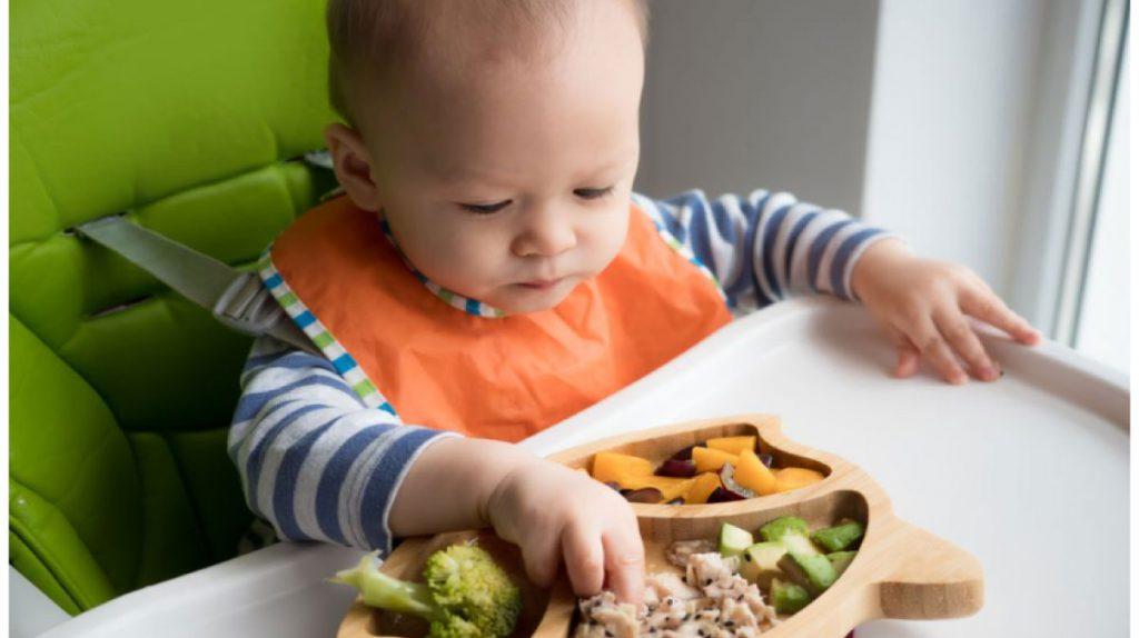 Blw yönteminin ilk kuralı: bebeği zorlamamak