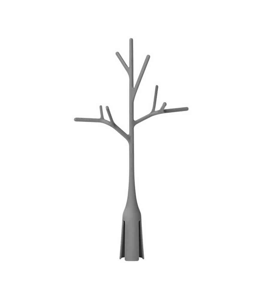 Boon Twig Dal Askı Biberon Kurutma Aparatı (Gri)