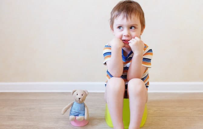 Çocuklarda Tuvalet Eğitimi: Psikolojik Etkenler