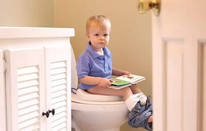 Erkek Çocuğa Tuvalet Eğitimi Ne Zaman Verilmeli