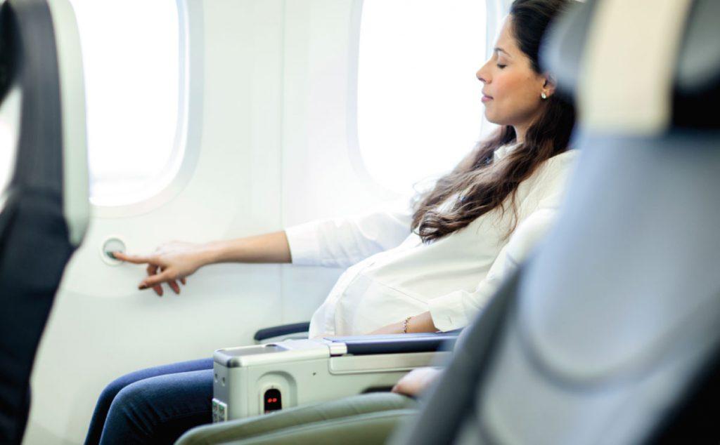 Hamilelikte Uçak Yolculuğu 2