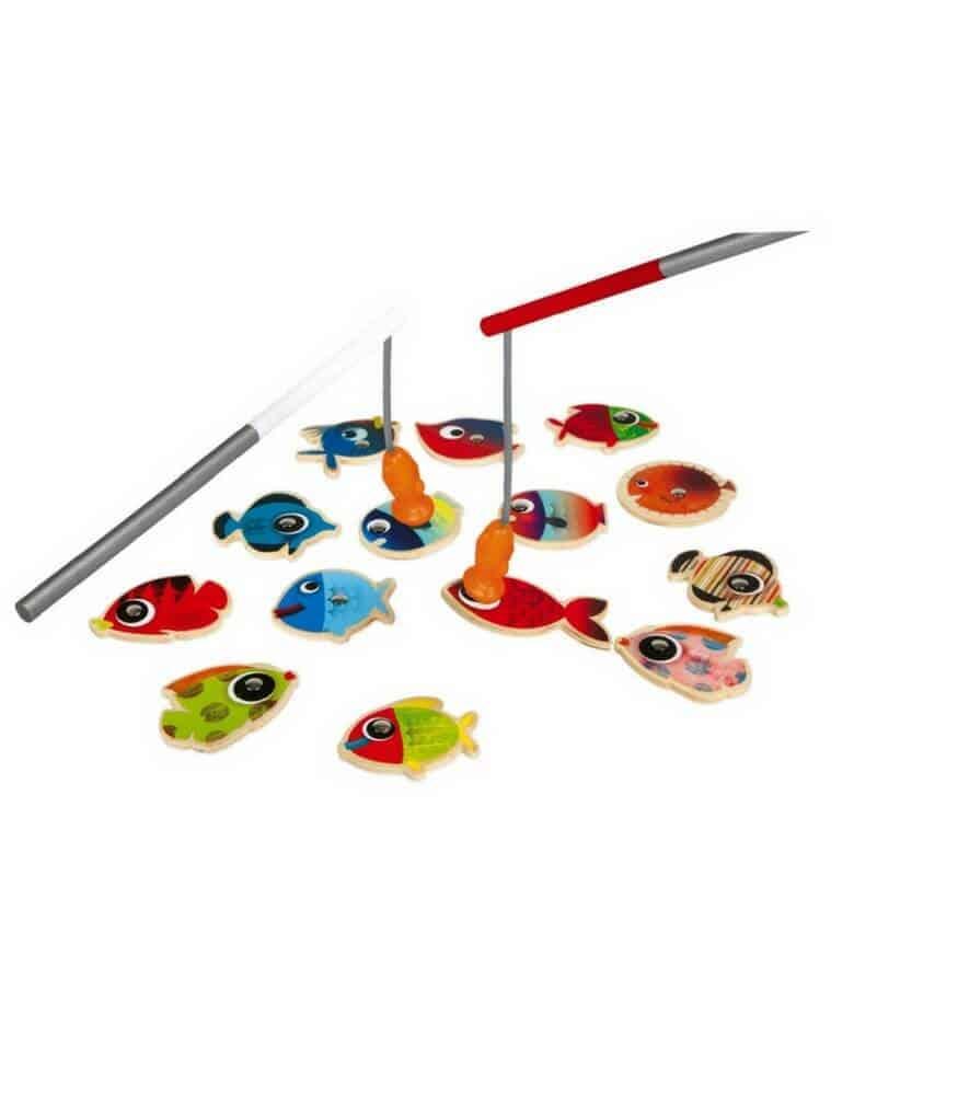 Janod Balık Tutma Oyunu (Deniz Yıldızı)