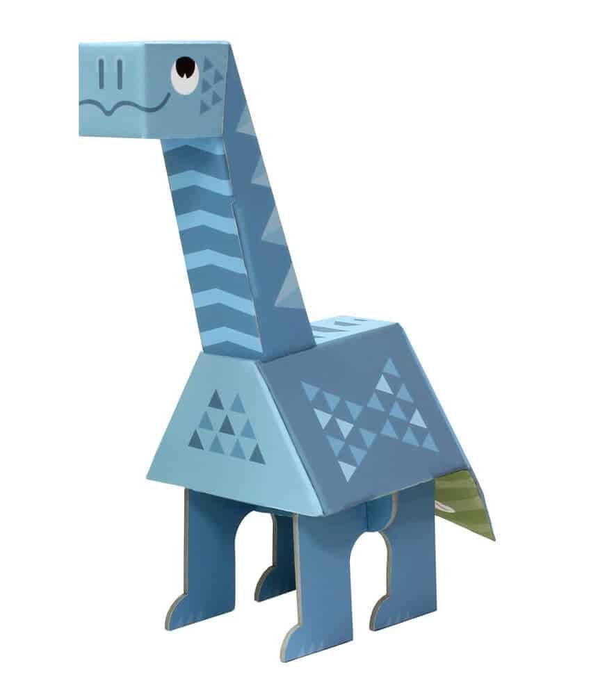 Krooom 3D Fold my Dino (Apatosaurus)