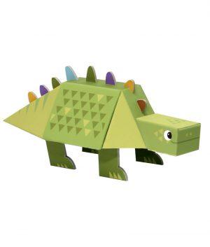 Krooom 3D Fold my Dino (Stegosaurus)