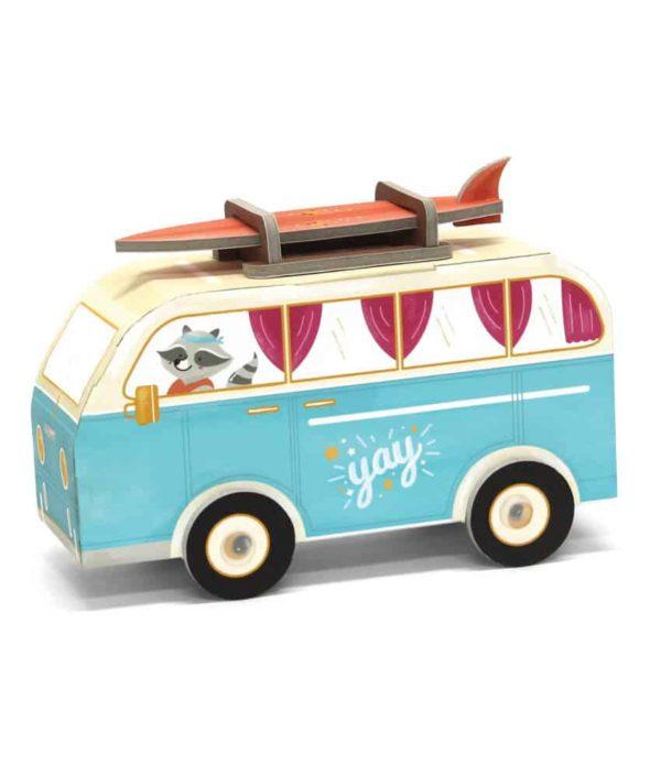 Krooom 3D Fold my Car (Karavan)