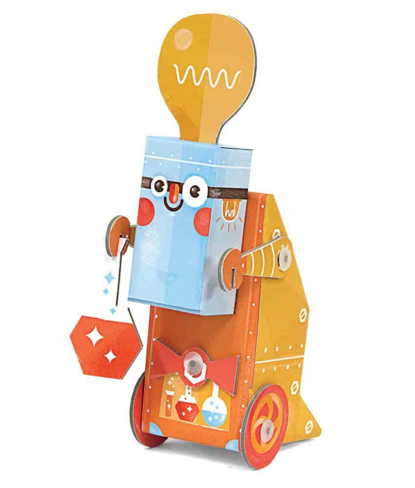 Krooom 3D Fold my Robot (Bilgin)