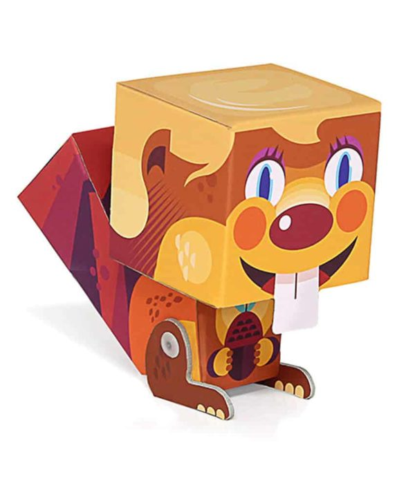 Krooom 3D Fold my Treecher (Sincap Maisi)