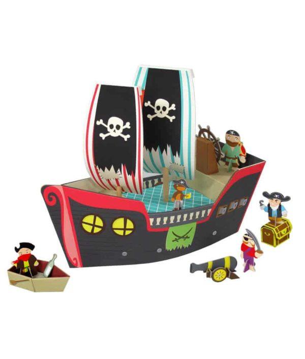 Krooom Oyun Alanı (Cooper Korsan Gemisi)
