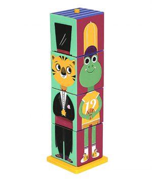 Krooom Stack & Match 3D Küpler (Maceracı)