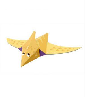 Krooom 3D Fold my Dino (Pterosaurus)