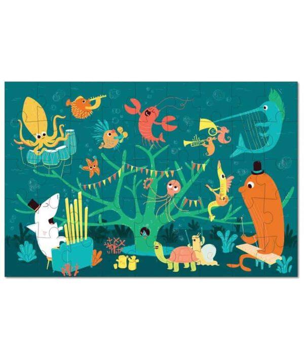 Krooom Puzzle (Deniz Canlıları)