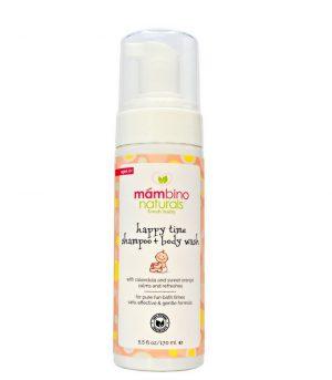 Mambino Organics Happy Time Bebek & Çocuk Şampuan (Portakal&Calendula)