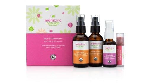 Mambino Organics Hamile Bakım Seti Çeşitleri