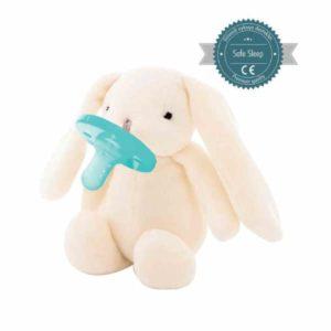 OiOi Uyku Arkadaşı Beyaz Tavşan