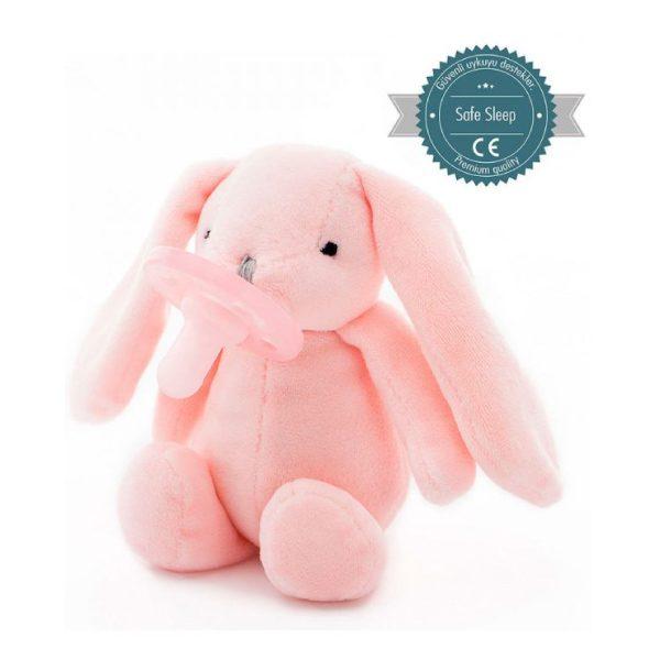 OiOi Uyku Arkadaşı Pembe Tavşan