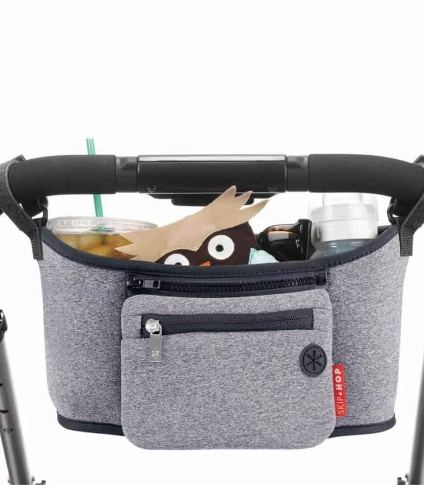 Skip Hop Grab & Go Bebek Arabası Düzenleyici (Gri)