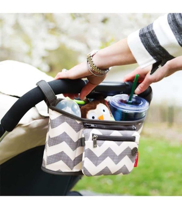 Skip Hop Grab & Go Bebek Arabası Düzenleyici (Zigzag)
