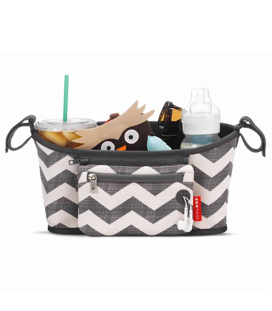 Skip Hop Bebek Arabası Düzenleyici Zigzag
