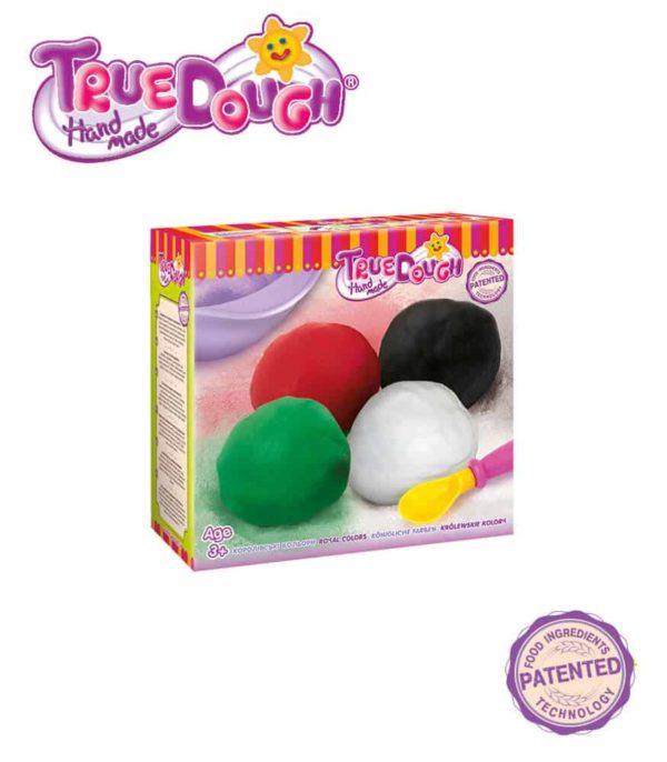 TrueDough Doğal Oyun Hamuru Royal Renkler Seti