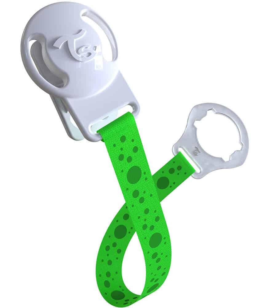 TwistShake Emzik Klips / Yeşil