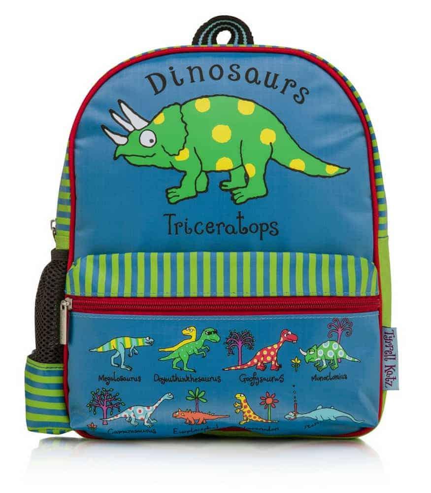 Tyrrell Katz İki Bölümlü Çocuk Sırt Çantası (Dinozor)