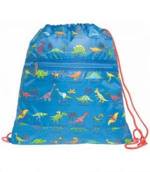 tyrrell katz büzgülü çok amaçlı çanta dinozor