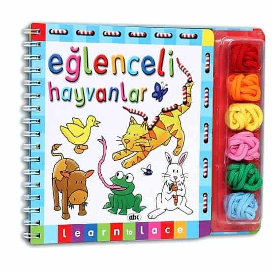 Magnetic Play and Learn - Eğlenceli Hayvanlar