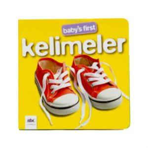 Baby's First Eva Kelimeler