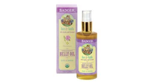 badger belly oil karın çevresi nemlendirici yağ