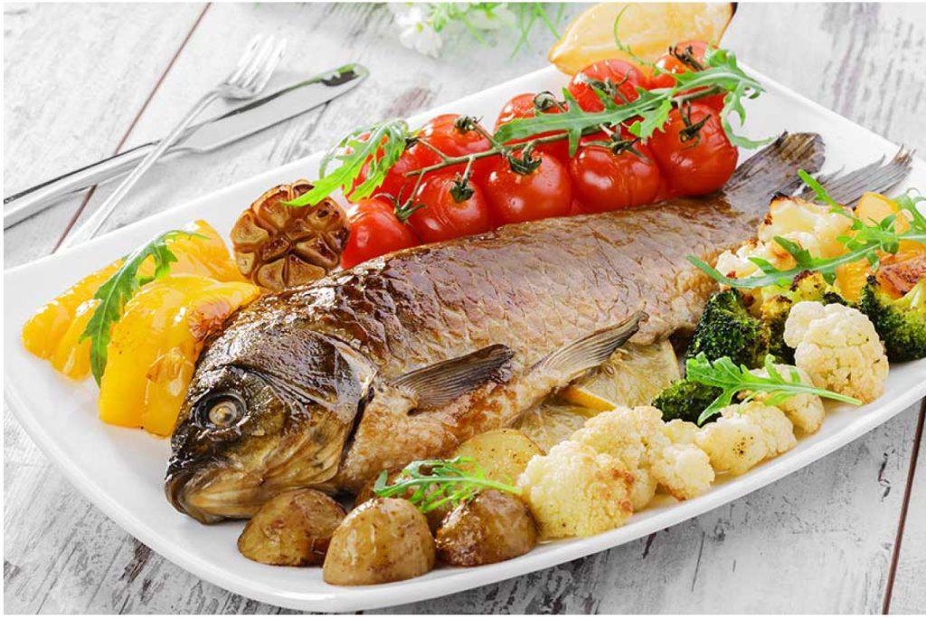 balık yemeye özen gösterin