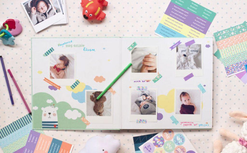 Bebek Anı Defteri Yazı Örnekleri