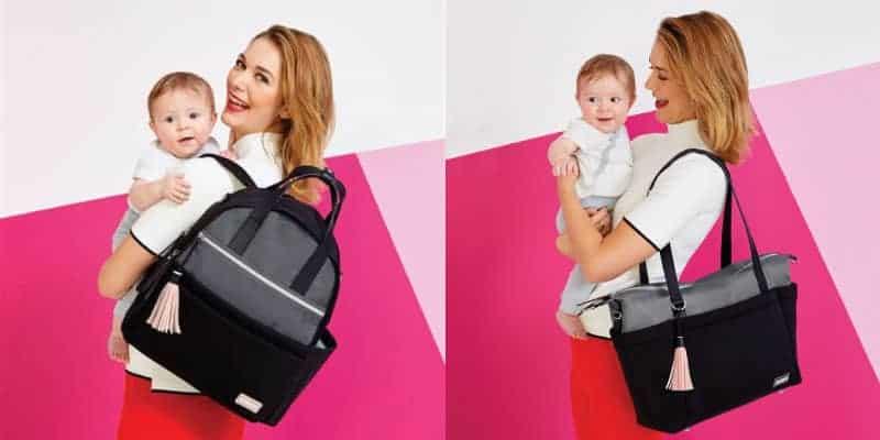 bebek bakım çantası seçerken