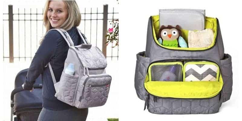 bebek bakım çantasına neler konur